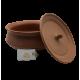 Dinner Set - 3 Serving pots